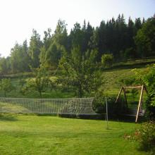 Boisko do siatkówki i badmintona