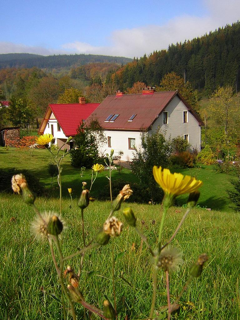 Pięknie położenie w sercu spokojnej doliny